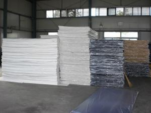 China Flexible White Roofing Acrylic Corrugated Plastic Panels Custom Made on sale