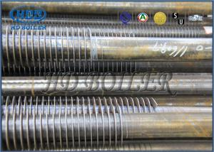 China High Strength Boiler Fin Tube Integrated Extruded Spiral Fin Tube Resistant Corrosion on sale