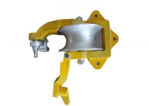 China SH10TY 10 KN Conductor Stringing Equipment Cross Arm Universal Stringing Block on sale