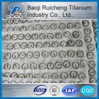 China Platinum-coated titanium anode/titanium electrode on sale