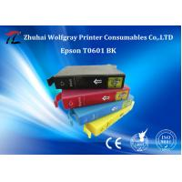 Zhuhai Compatible Color  Ink cartridge for Epson T0601 at the best price