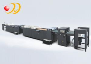 China Coating Line UV Coater Machine , UV Varnish Coating Machine on sale