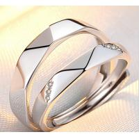Custom 925 silver fashion ring  for valentine