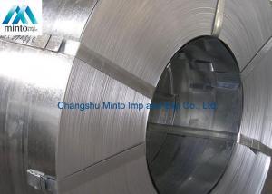 China 0.18mm Gl Cold Rolled Steel Strip Aluzinc CGLCC ASTM A755 JIS G3321 on sale