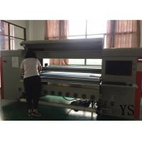 Flatbed Dx5 Colour Digital Printing Machines 1440 Dpi Digital Printer For Fabric