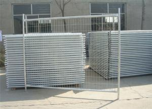 China Electric galvanized easy to install Australian temporary fencing with feet on sale
