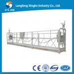 suspended platform/ temporary suspended work platform/building cradle machinery