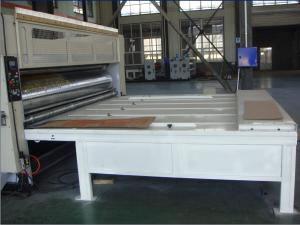 Quality Corrugated Cardboard Flexo Printer Slotter Machine with 3000mm Inboard Width for sale