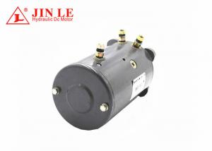 China 1500 Watt IP54 Hydraulic DC Motor , 114mm Small 12 Volt Dc Motors With Carbon Brush on sale