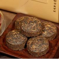 China Royal Grade Cooked Pu Erh Tea , Natural Pu Er Tea Mini Tuo Cha in Menghai, China on sale