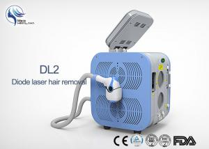 China Permanent 808nm Diode Laser Hair Removal Machine / Body Hair Removing Machine on sale