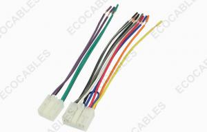 China Custom 8 Pin Automotive Wiring Harness Car Stereo Radio Wiring Harness on sale