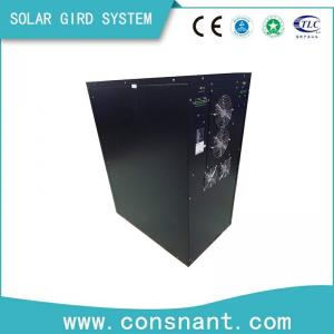 China High Reliability Solar Panel Inverter 500Ah Rated Capacity Automatic Calibration on sale