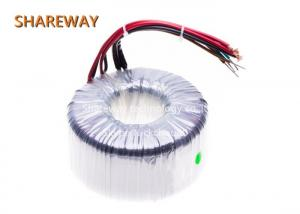 China 108v~480v Toroidal Ethernet Isolation Transformer Pure Copper Wire Current Isolation on sale