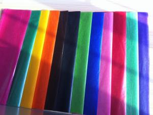 China colored glassine paper on sale
