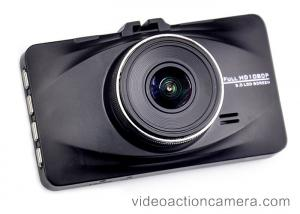 China High Definition Road Dash Video Camera , Car Dvr Camera Recorder Zic Alloy Material on sale