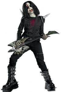 China Zombie Costumes Wholesale Boy's Rock Star Costume Wholesale from Manufacturer Directly on sale