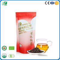 China supplier export detox organic black tea packaged in bags as per 40 g