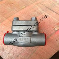 API 598 API 602 Forged Steel Valve Welded Bonnet Check Valve B1.20.1 B16.11 B16.25,China Welded Check Valve manufacturer