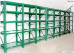 Custom Steel Long Span Racking System Garage Storage Shelving RAL System Color