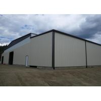 Fast Construction Prefab Steel Structure Building Different Span Height Long Life Span
