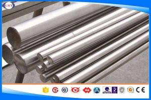 China 321 / UNS S32100 Grade Stainless Steel Rod , Dia 6-550 Mm Stainless Round Bar on sale