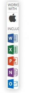 Quality Microsoft Office For Mac License Home and Business 2016 For One User / Device for sale