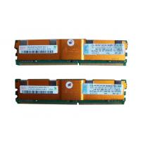 China Server Memory card use for IBM X3400 1G PC2-5300F 38L5903 39M5784 on sale