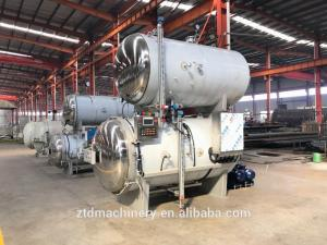 China Viscous Food Plastic Bottles Steam Rotary Retorts / Steam Water Irrigate Retort Autoclave / Can Retort Machine on sale
