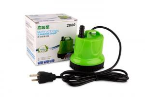 China Fish Tank Aquarium Water Pump For Freshwater And Seawater With Adjustable Water Flow on sale