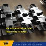 OEM Quality Track Shoe Track Pad Track Plate For Hitachi KH230 Cranes