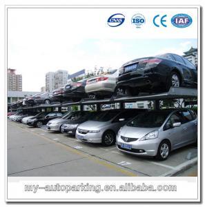 China Sistema voladizo del garaje de las soluciones del aparcamiento del sistema del aparcamiento de la elevación voladiza del aparcamiento on sale