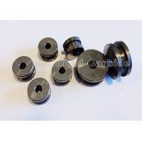 Durable Tungsten Carbide Wear Parts Carbide Ball Valve Seat High Flexural Strength