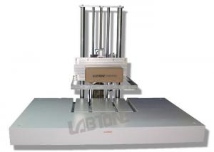 China Free Fall Drop Tester Heavy Load Package Drop Testing Machine with ISTA Standard on sale