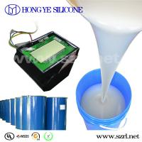 Hot selling electronic potting silicone rubber rtv-2 silicone rubber