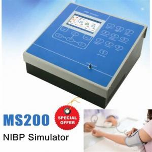 China NIBP Simulator, CONTEC Patient Simulator,Test Instrument for Use with Oscillometric Non-Invasive Blood Pressure Monitor on sale