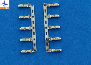 Tin - Plated / Gold - Flashed Brass Crimp Terminal Connector 2478