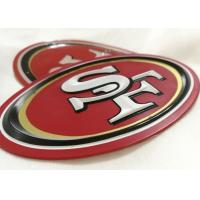 Colorfull Tpu Logo 3D Rubber Patches Custom Pvc Labels For Basketball Wear