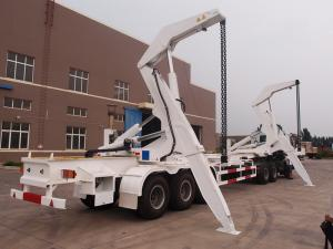 China 42 ton self loading container trailer | TITAN VEHICLE on sale