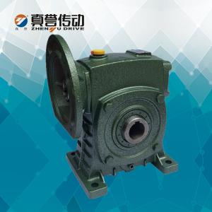 China Marine Gearbox Worm Gear Speed Reducer Shaft Mounted , High Speed on sale