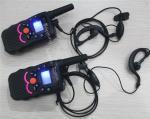 Nuevo transmisor-receptor de radio móvil de los walkies PMR446 de la película hablada VT8