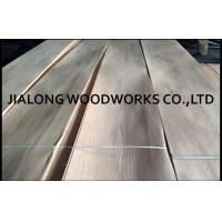 Natural American Red Oak Veneer Sheet Plain Cut 2.5m length For Plywood
