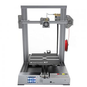 China Large Printing Size DIY Hobby 3d printer with Hotbed on sale