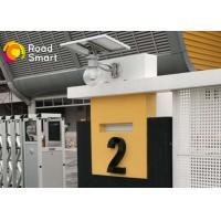 Energy Saving Solar LED Wall Light Outdoor Motion Sensor With Bridgelux LED Chip