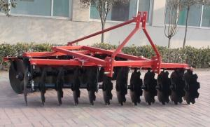China Disc harrow,3 point linkage for 20-100hp tractor on sale