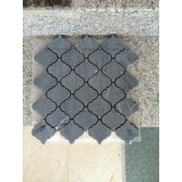 Marble Mosaic Tile,Mosaic,French Pattern Design Mosaic,Nero Marquina Mosaic Tile,Kitchen Mosaic Tile