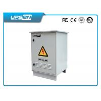 2KVA / 1400W IP55 Double Conversion Online UPS for Outdoor Telecom / Network Equipments