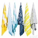 Sand Free Quick Dry Outdoors Microfiber Beach Towels for Kids & Adults