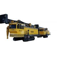 Strong Rotation / Propulsion Down The Hole Drill Rig 280KW Motor Power