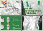 White Color PP Woven Anti Leakage Bulk Bag/ Big Bag/ Ton Bag For Chemical /Fertillizers Powder